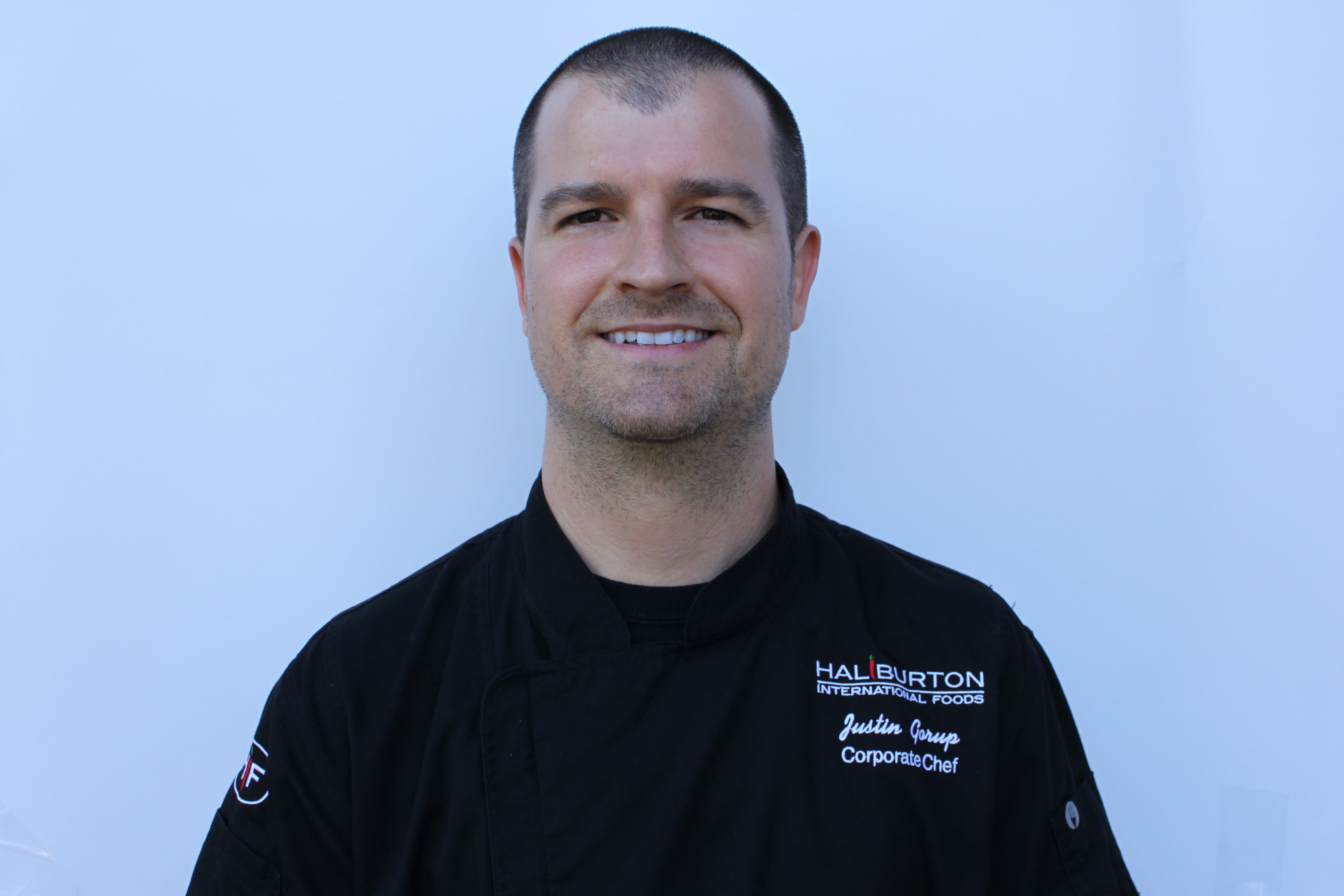 Justin Gorup, Corporate Chef